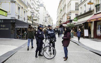 La Ville de Paris recrute 400 policières et policiers municipaux